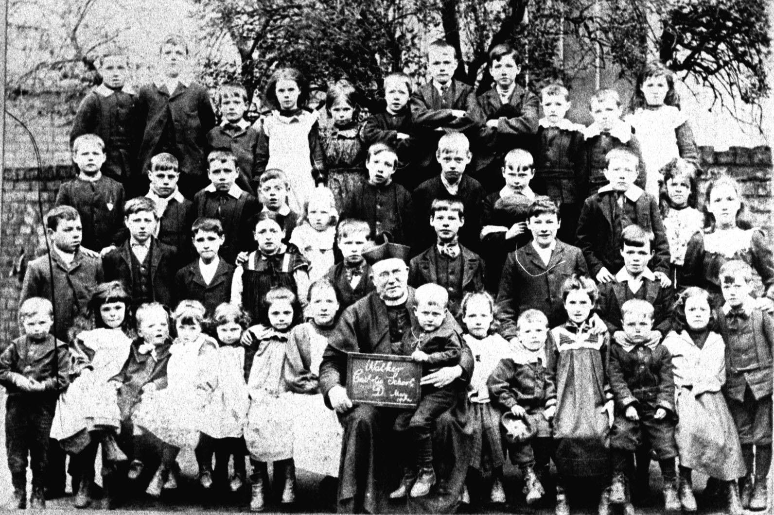 Walker RC School May 1904